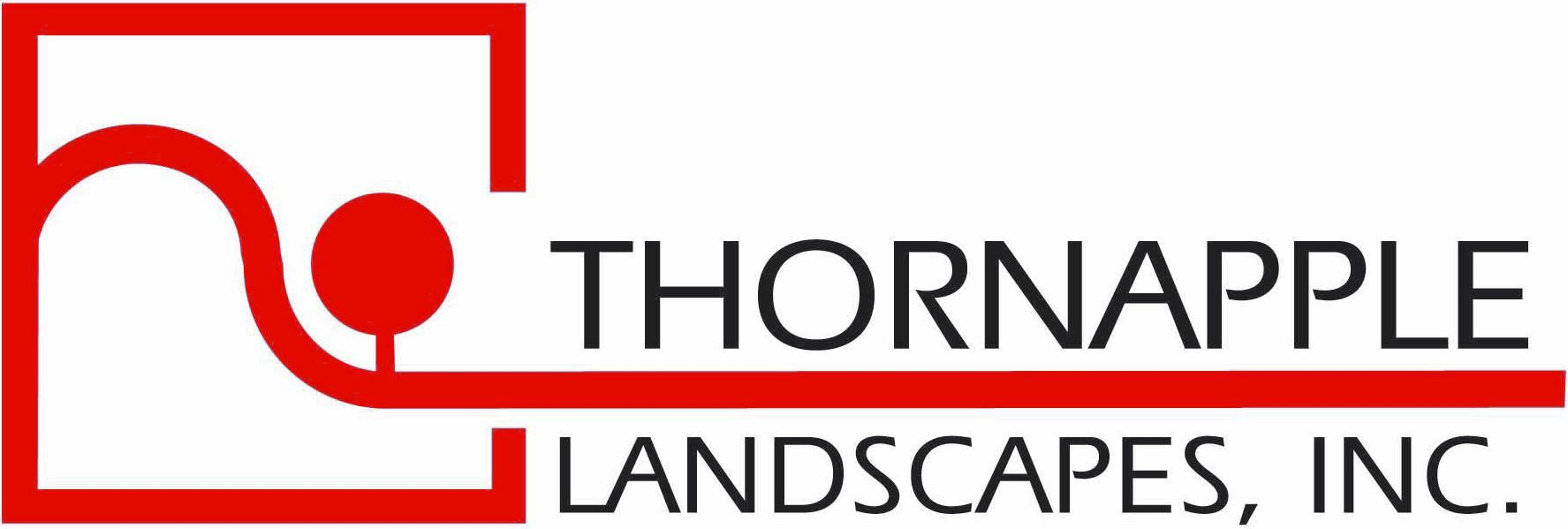 Thornapple Landscapes logo